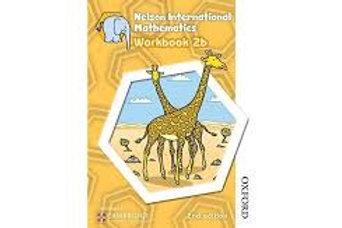 Nelson Int't  Mathematics workbook2B
