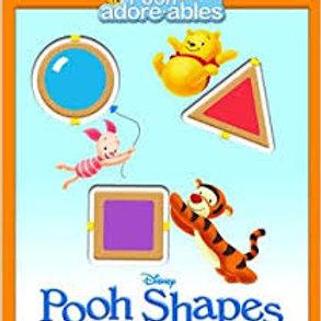 Pooh Shapes