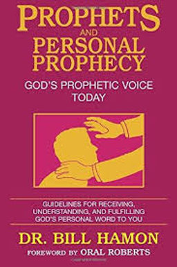 Prophets & Personal Prophecy 1