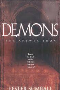 Demons : The Answer Book