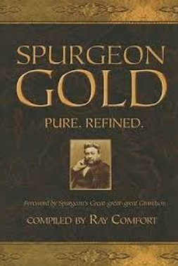 Spurgeon Gold : Pure, Refined