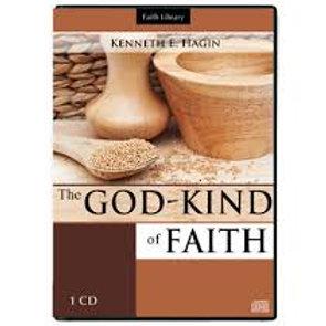 The God-Kind of Faith Series CDs