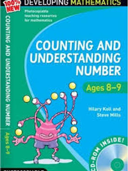 Counting and Understanding Number: Ages 8-9