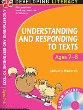 Understanding and Responding to Texts: Ages 6-7