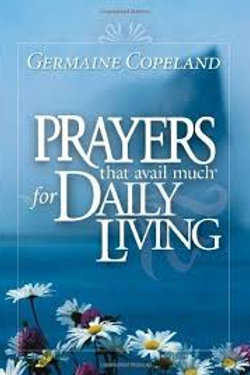 Prayers That Avail Much for Daily Living