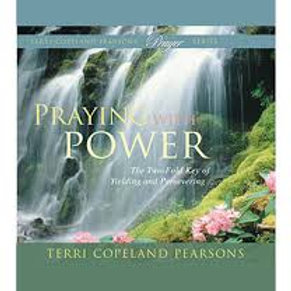Praying with Power CD
