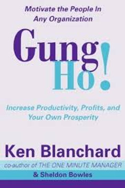 Gung Ho! Increase Productivity