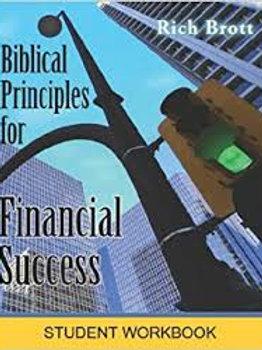 Biblical Principles for Financial Success Student WB