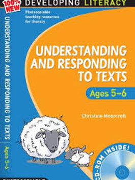 Understanding and Responding to Texts: Ages 5-6