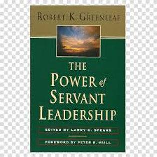 """The Servant as a Leader"
