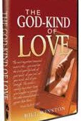 The God-Kind Of Love CDs