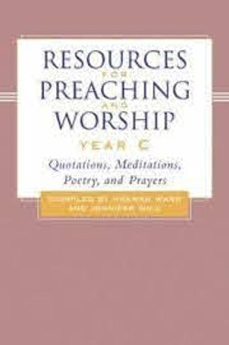 Resources for Preaching and Worship