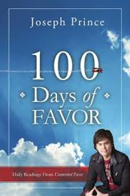 100 Days Of Favor P/c