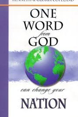 One Word From God (Nation)