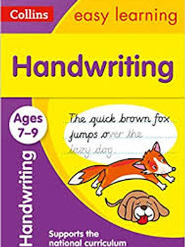 Collins Easy Learning KS2 - Spelling Ages 7-8