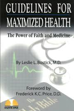 Guidelines for Maximized Health