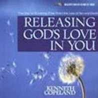 Releasing God's Love in You CD