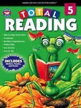 Total Reading, Grade 5