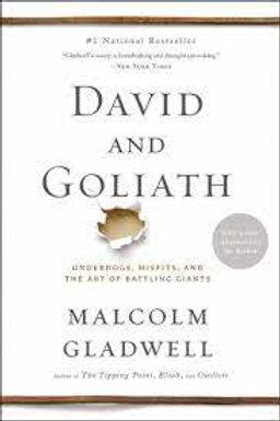 David and Goliath Big