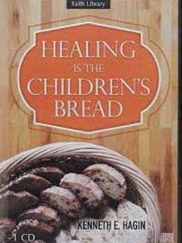 Healing Is the Children's Bread Audio CD