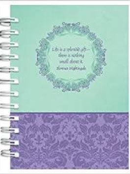 Life Is A Splendid Gift---(journal)