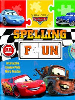 Disney/Pixar Cars Spelling Fun