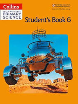 Collin Int't Primary Science Student's Book 6