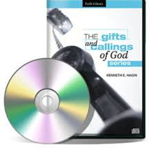 The Gifts and Callings of God Series Audio CD