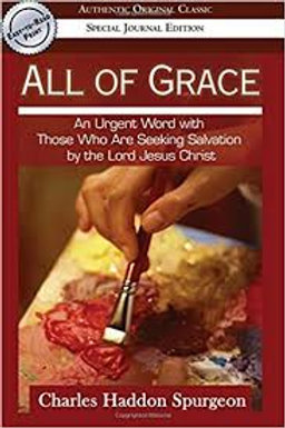 All Of Grace (Special Journal Edition)