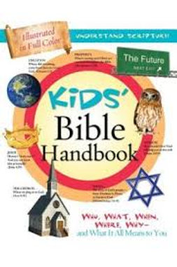 Kid's Bible Handbook