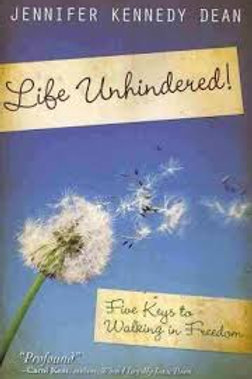 Life Unhindered! Five Keys to Walking in Freedom