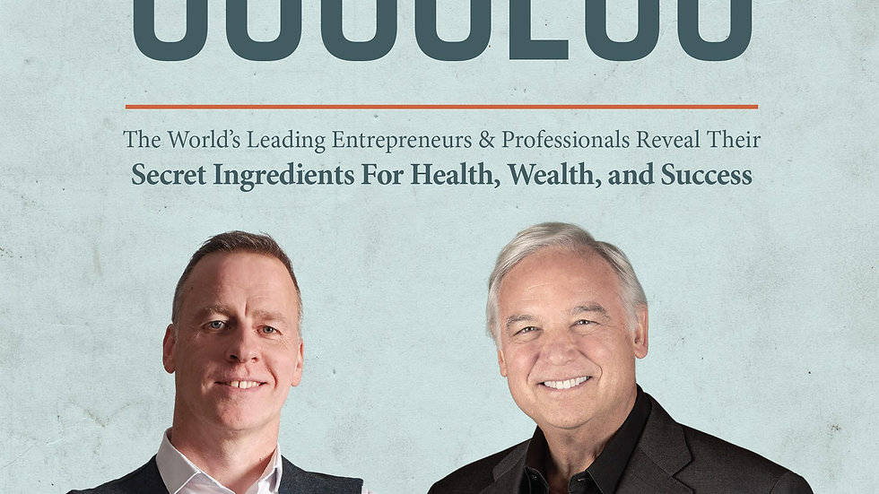 Recipe for Success by Richard Harry Johnson, Jack Canfield & Others