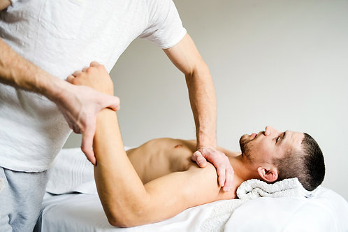 Level 3 and 4 Sports Massage Therapy October Weekdays