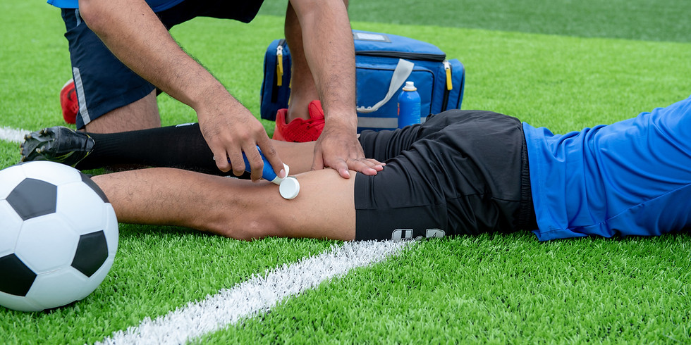 Pitchside Sports First Aid (now full)
