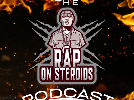 The Rap On Steroids Podcast Episode 3 (Wheres The Mic?)