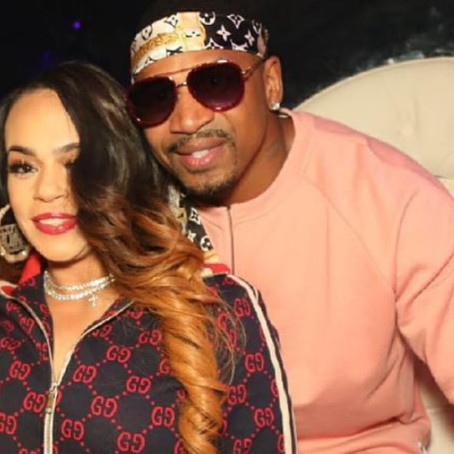 FAITH EVANS BUSTED FOR DOMESTIC VIOLENCE..Allegedly Attacked Stevie J