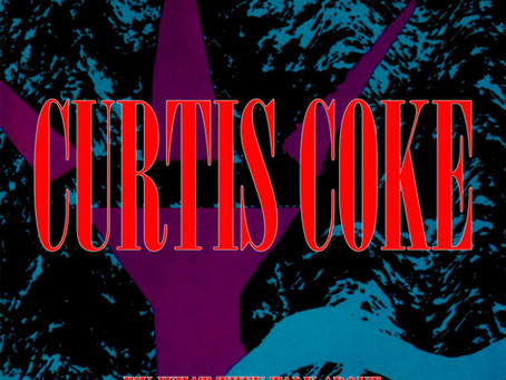"(NEW SINGLE) Curtis Coke ""F*ck What They Talk About"" Prod by Kidd Called Quest"