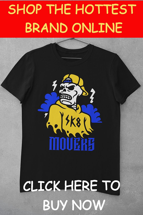 Movers Clothing Sk8 T-Shirt