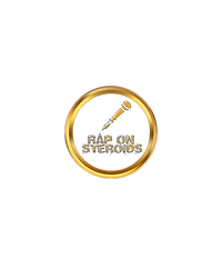 RAP ON STEROIDS NEW LOGO GOLD TRANS.png