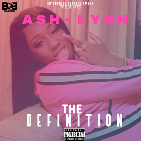 """Harlem Bombshell Ash-Lynn defines what a Bad B't*h is with new single """"The Definition"""""""
