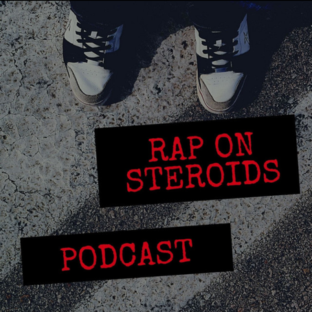 Rap On Steroids Podcast Ep2 featuring music By Che Noir, Stove God Cooks, Rigz and more
