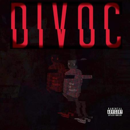 "Bronx MC F.Dot is back with ""DIVOC"""