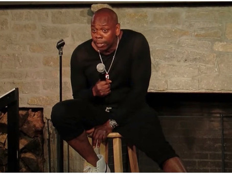 DAVE CHAPPELLE SLAMS CANDACE OWENS, AND SPEAKS ON GEORGE FLOYD SURPRISE COMEDY SPECIAL 8:46