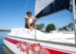 le mahi-mahi catamaran djicat 33 open
