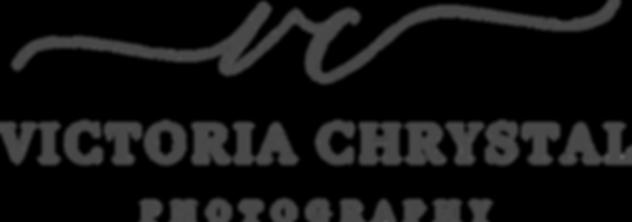Victoria Chrystal Photography Logo