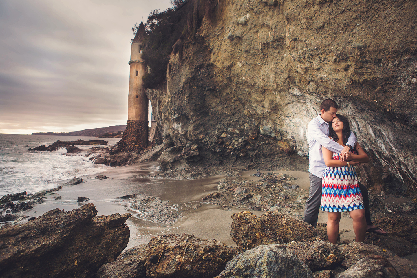 Orange County Engagement Session
