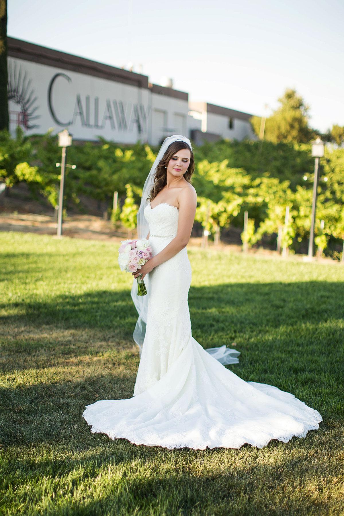 Callaway Winery Wedding   Temecula