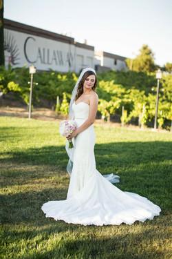 Callaway Winery Wedding | Temecula