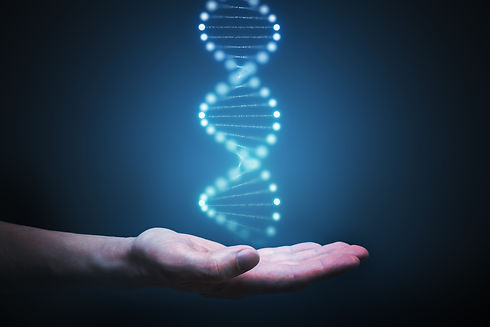 DNA%20and%20genetics%20research%20concept.%20Hand%20is%20holding%20glowing%20DNA%20molecule%20in%20h