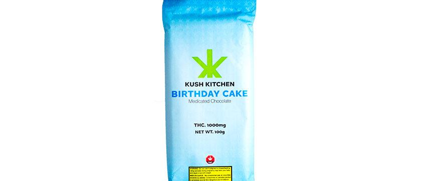 1000mg Kush Kitchen | Chocolate Bar